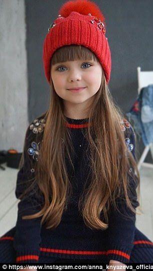 Russian girls six