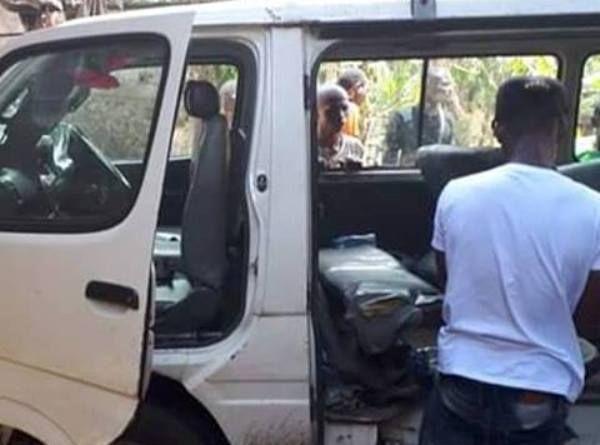 Plusieurs blessés dans un accident d'un bus rempli d'enfants