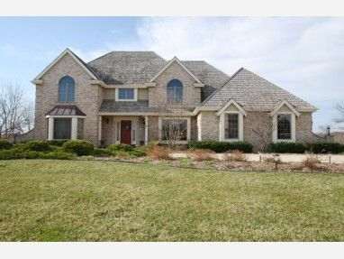 Prestigious Vincent Park Subdivision And Bob Hoffman Custom Crafted Brick Two Story With Lower Level