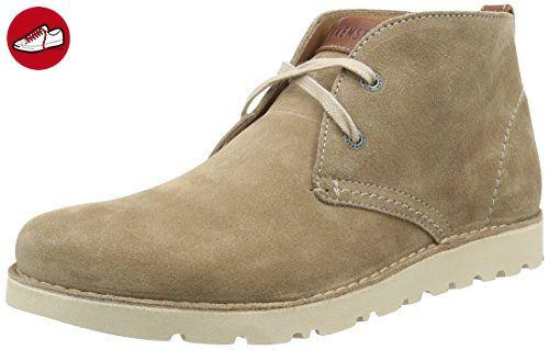 BIRKENSTOCK Damen Stowe Desert Boots, Noir (Black), 38 EU
