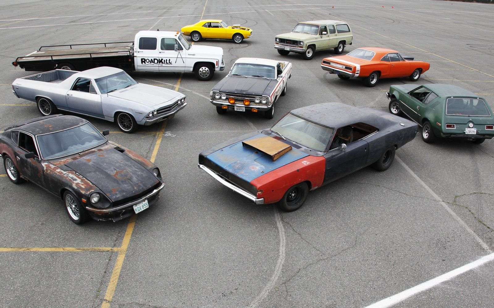Vote! What\'s the Best Project Car from the Roadkill Show? | Stuff to ...