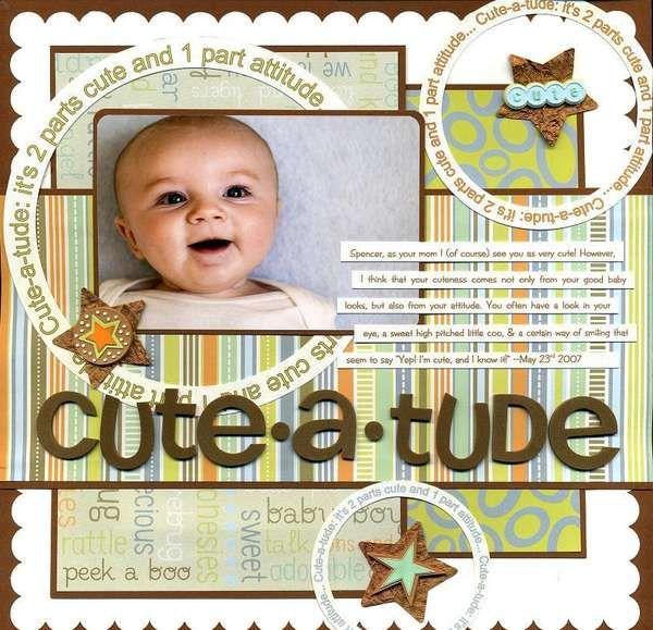Cute-A-Tude