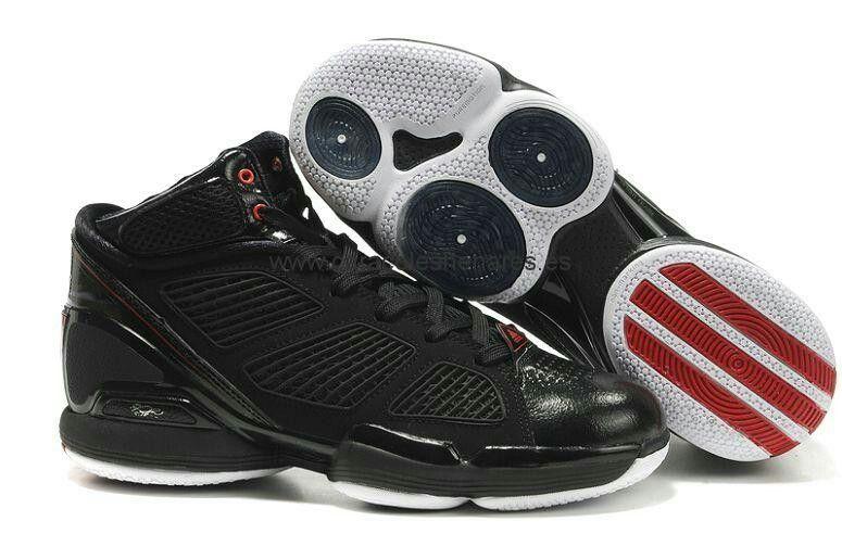 new concept 6b74b 88eb5 ... good nike derrick rose adidas zapatos rojo negro fd767 18a0a