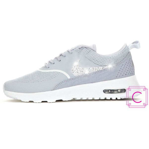 Women's Nike Air Max Thea Premium in Matte silversummit