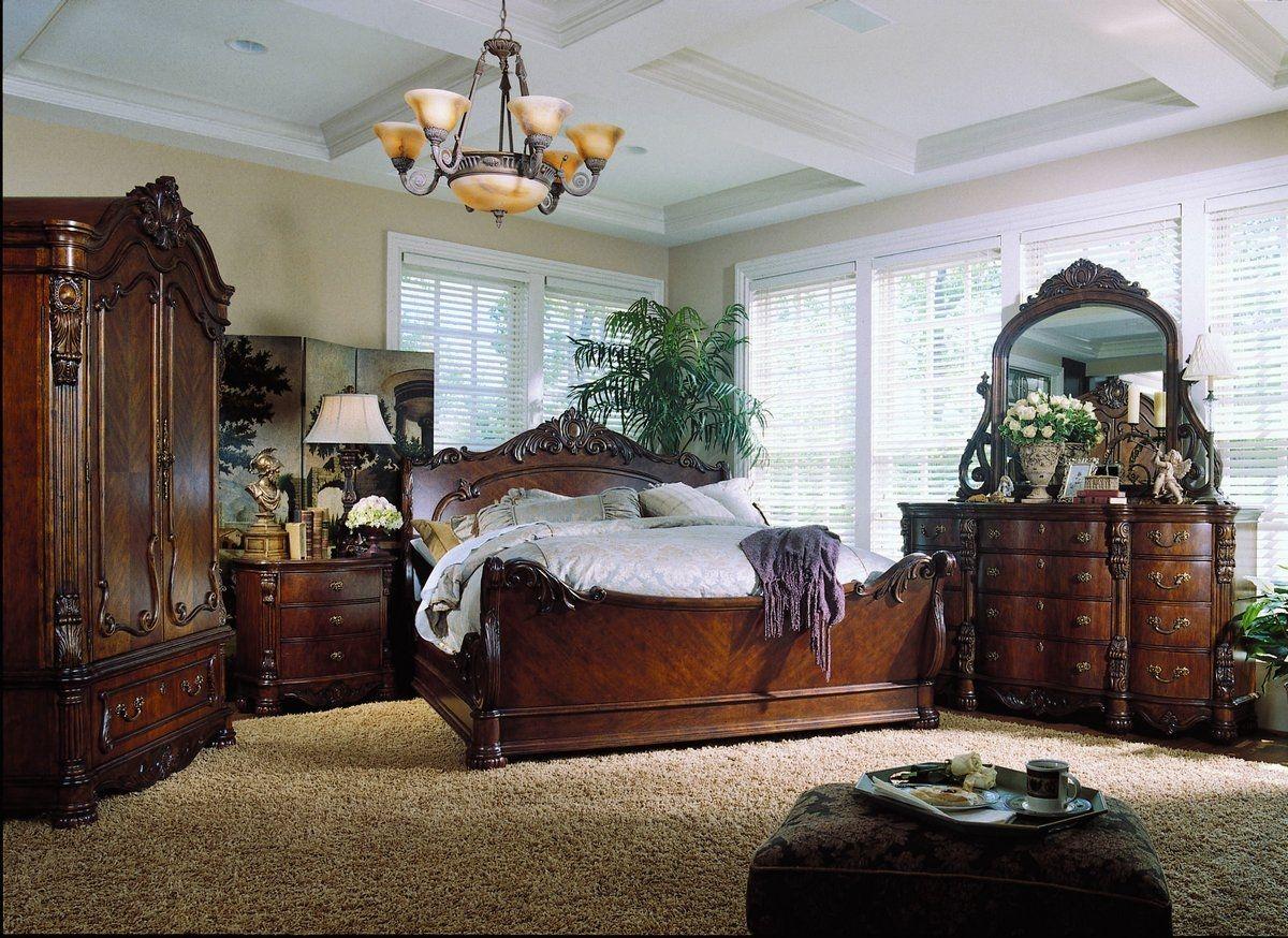 Pulaski Edwardian Bedroom Furniture Bedroom sets