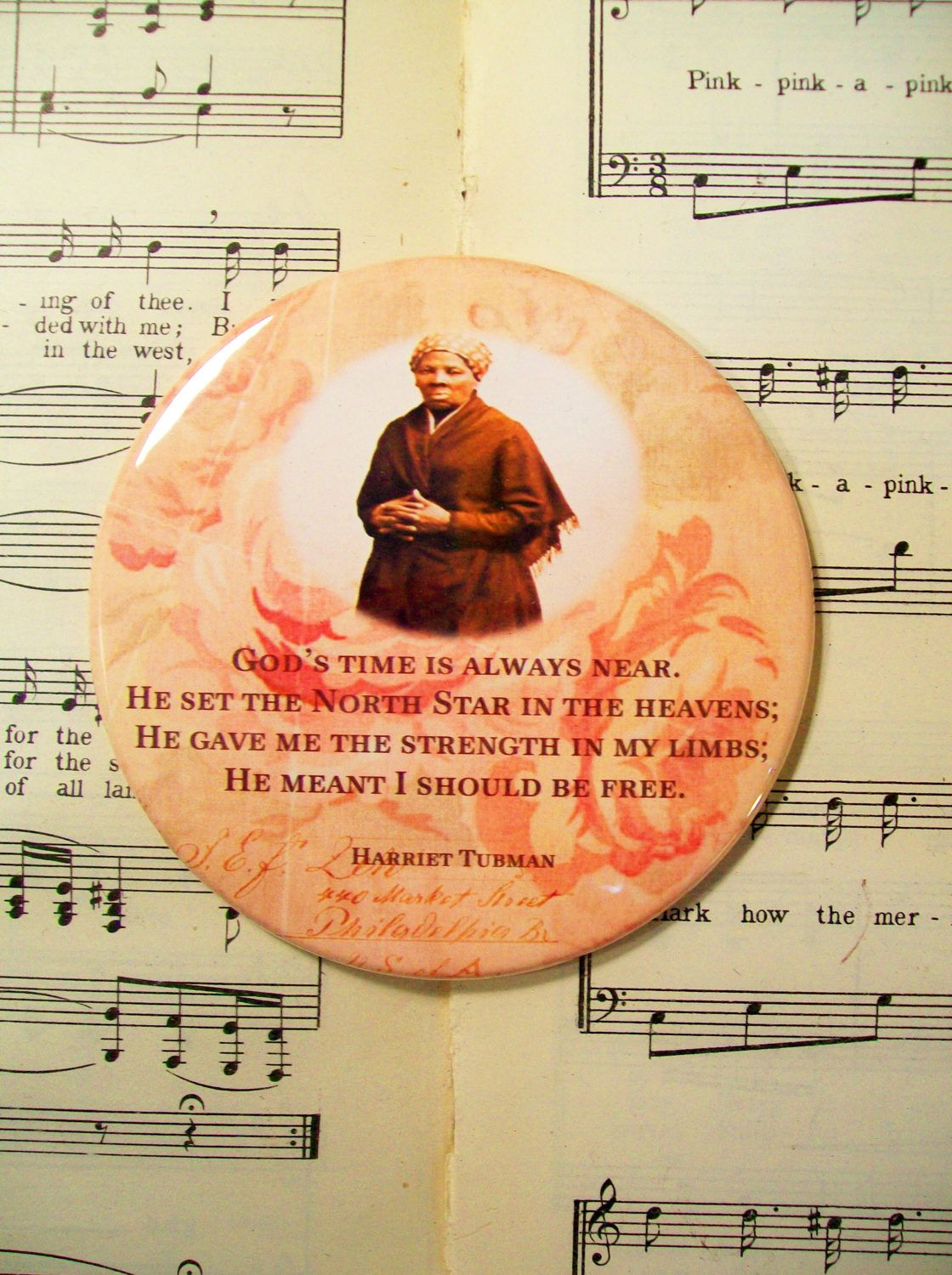 Harriet tubman african american famous conductor of