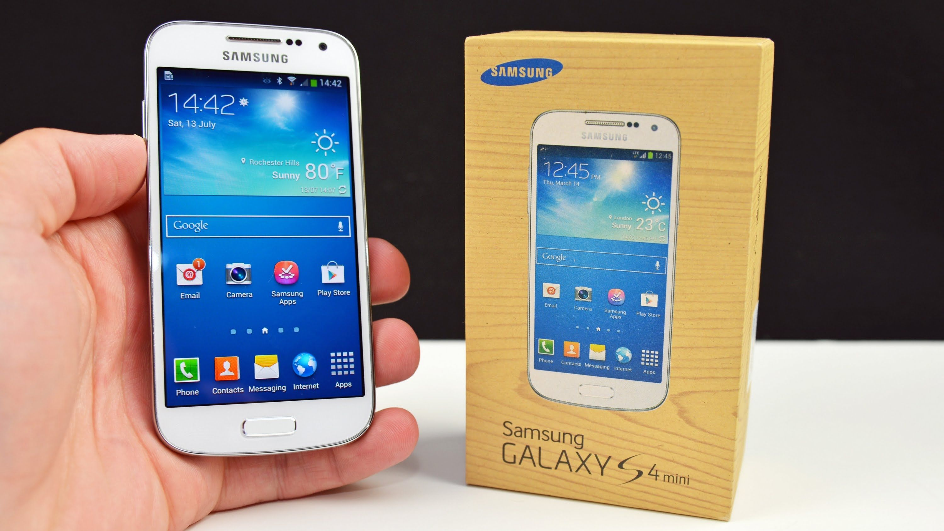 Stock ROM/Firmware Samsung GT-I9190 Galaxy S4 Mini (4 4 2