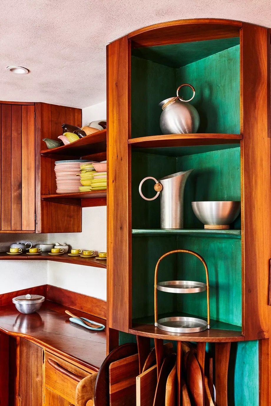 Pin by KHWeber Design on Kitchens Esherick house, Mid