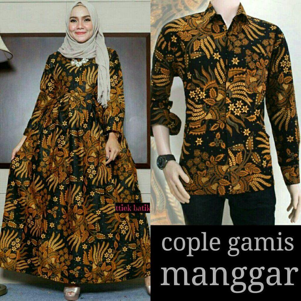 Baju Couple Muslim Untuk Orang Tua  Muslim, Baju muslim, Orang