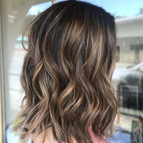 Haare highlights braune blonde 30 beeindruckendes