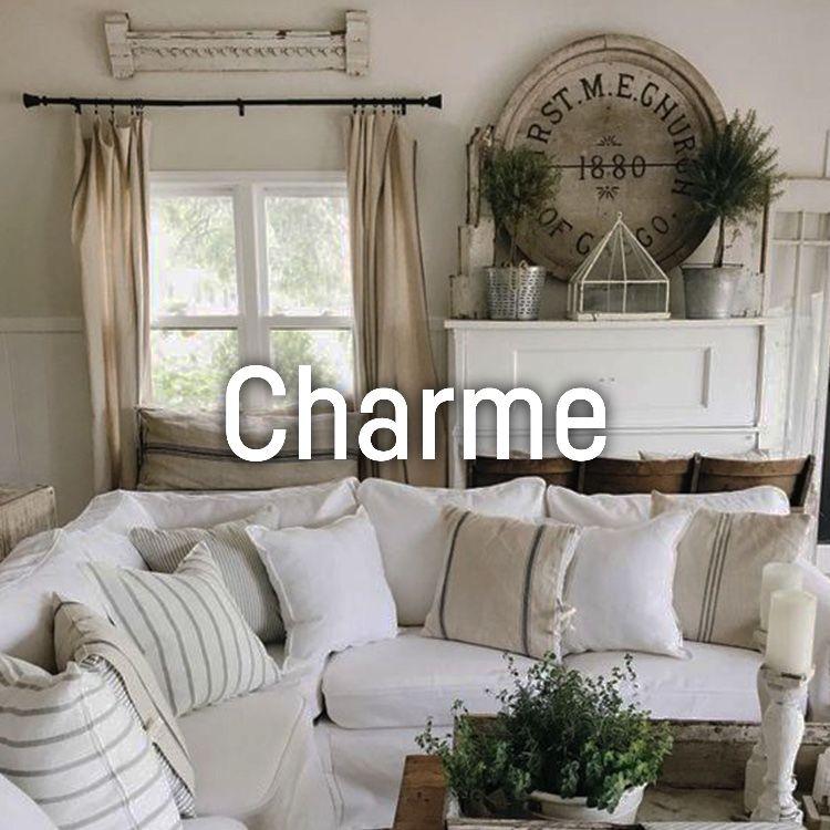 Toutes Nos Inspirations Deco Pour Un Style Charme Et Maison De