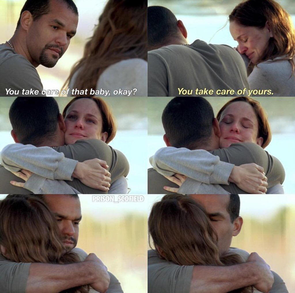 sucre and sara having a beautifully heartbreaking moment wentworth prison break pinterest