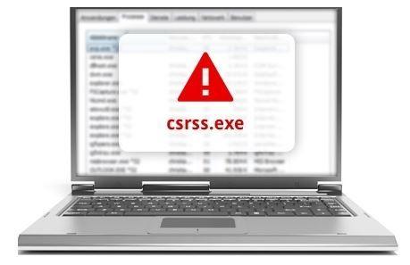 Client server Runtime, csrss.exe, client server process
