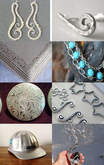 Silver --Pinned with TreasuryPin.com