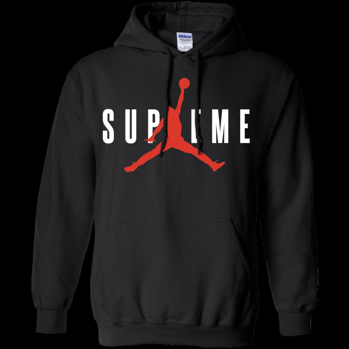 cc0977b6b2dc3e Jordan Supreme Hoodie in 2019