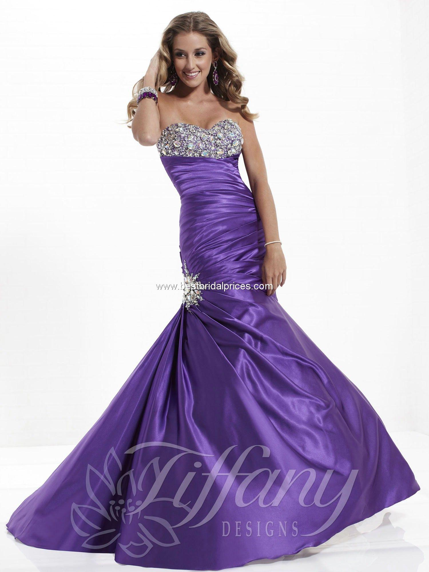 Tiffany Prom Dresses - Style 16769 | Tiffany | Pinterest