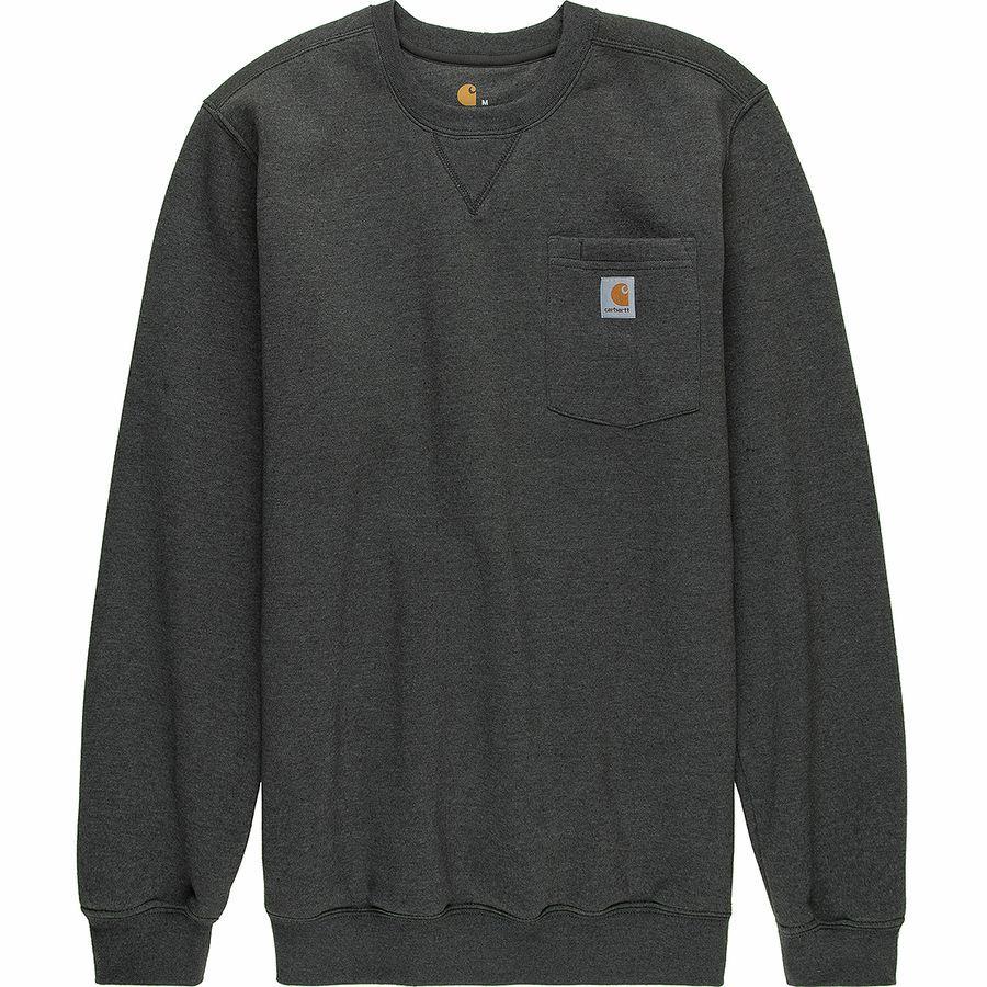 Carhartt Crewneck Pocket Sweatshirt Men S Backcountry Com Mens Sweatshirts Sweatshirts Crew Neck Sweatshirt [ 900 x 900 Pixel ]