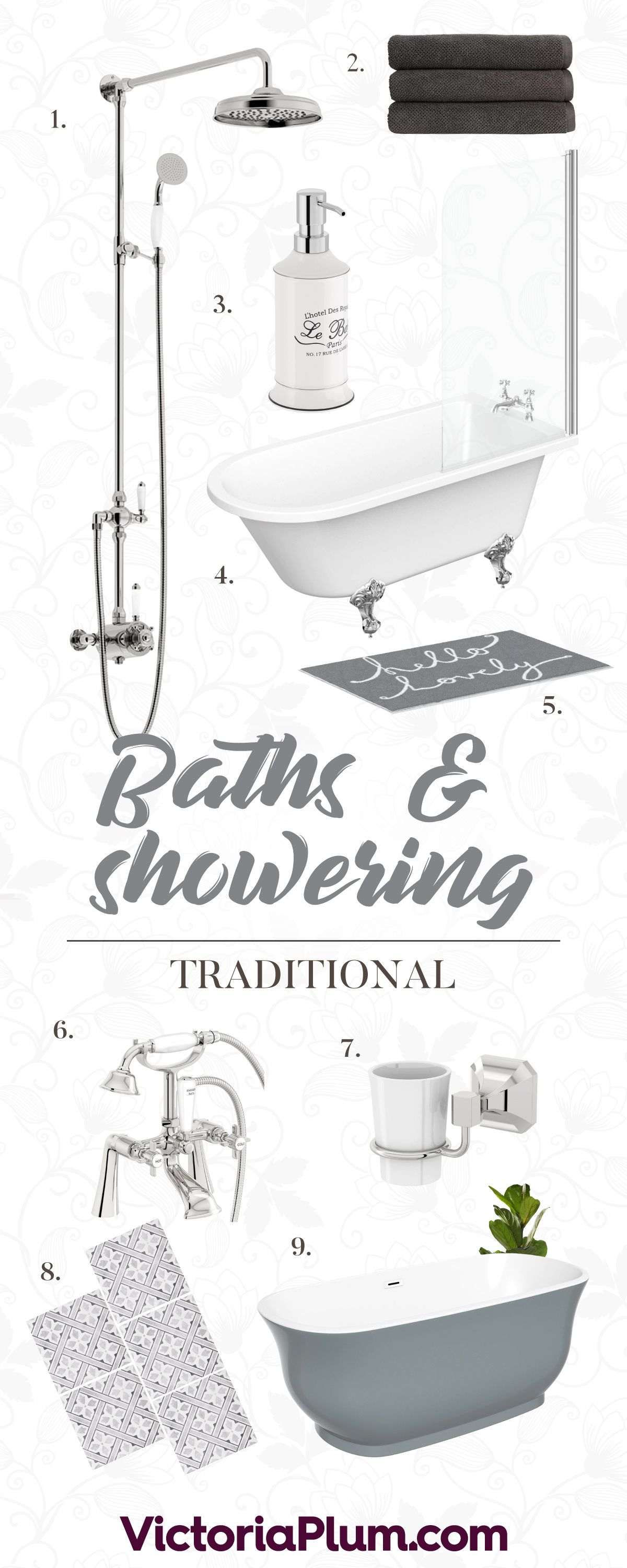 Your Shower Is One Of The Most Important Items In Your Whole Home