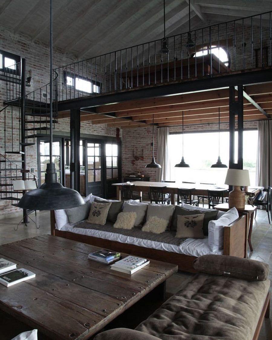Industrial Loft: House Design, Loft House, Home Decor