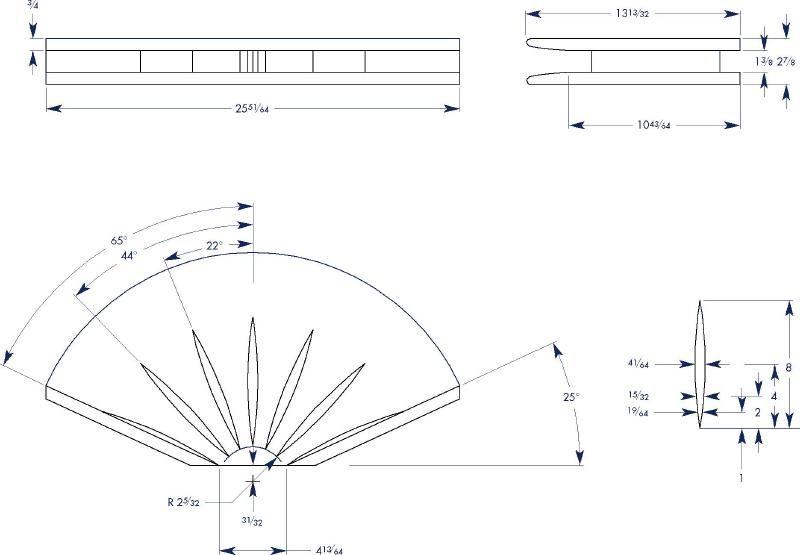 Smith horn plans   Speaker Design Inspiration in 2019   Horn