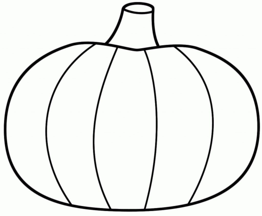 Pumpkin Coloring Pages And Benefits Of Drawing For Kids Pumpkin