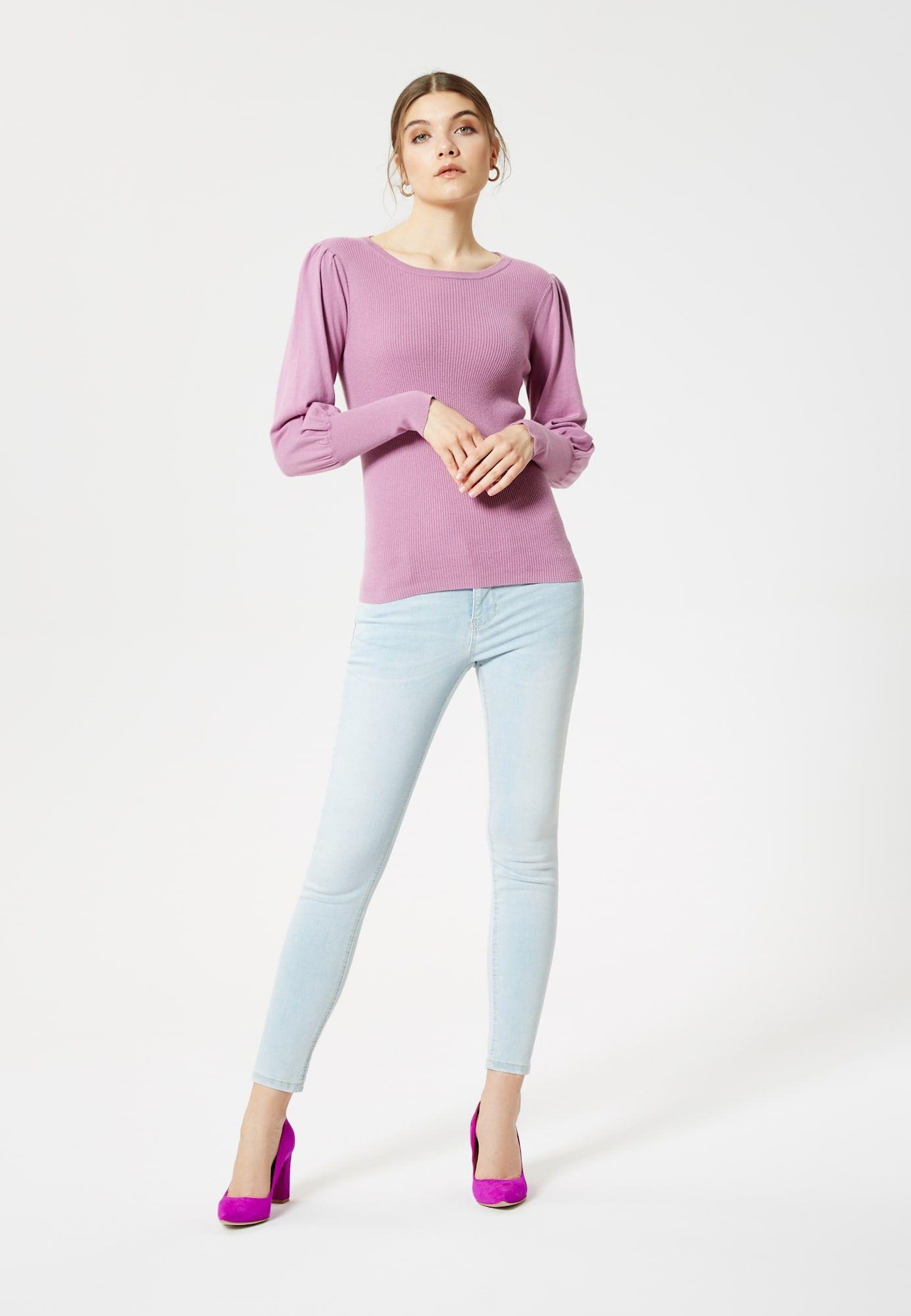 Mymo Pullover Damen Altrosa Grosse S Pullover Damen Pullover Und Damen