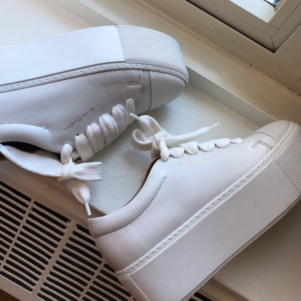 acne drihanna sneakers
