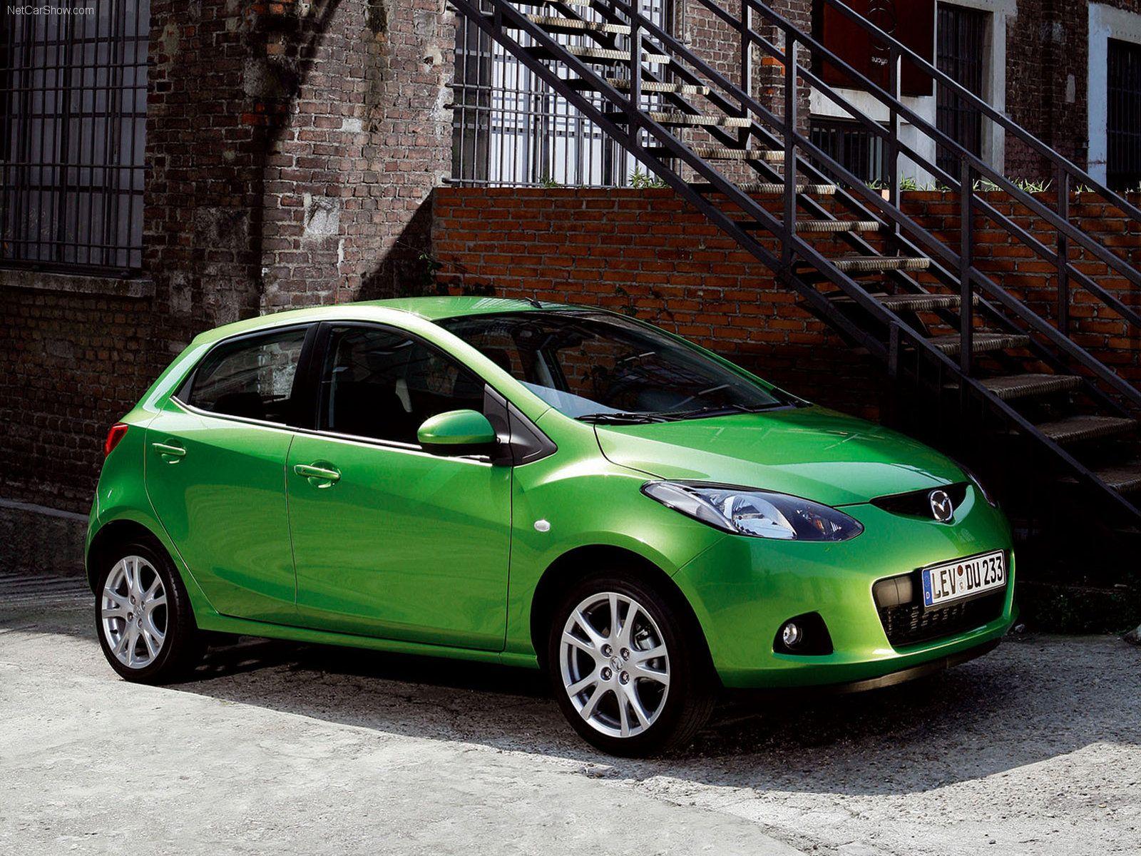 Mazda 2 2008 Wallpaper 1