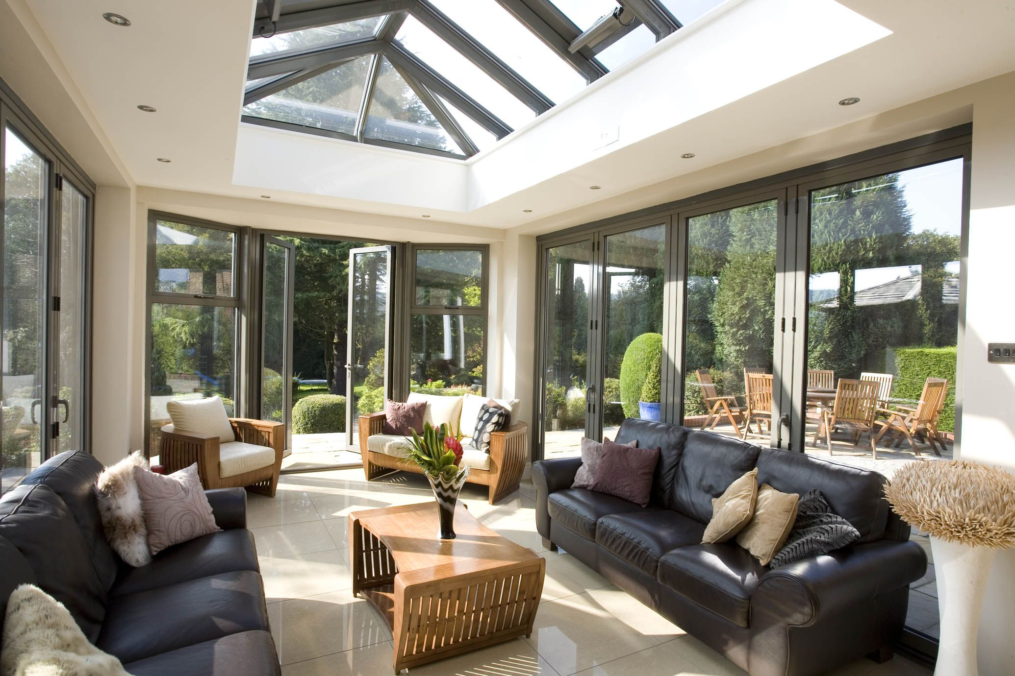 modern conservatories - Google Search | Conservatory ideas ...