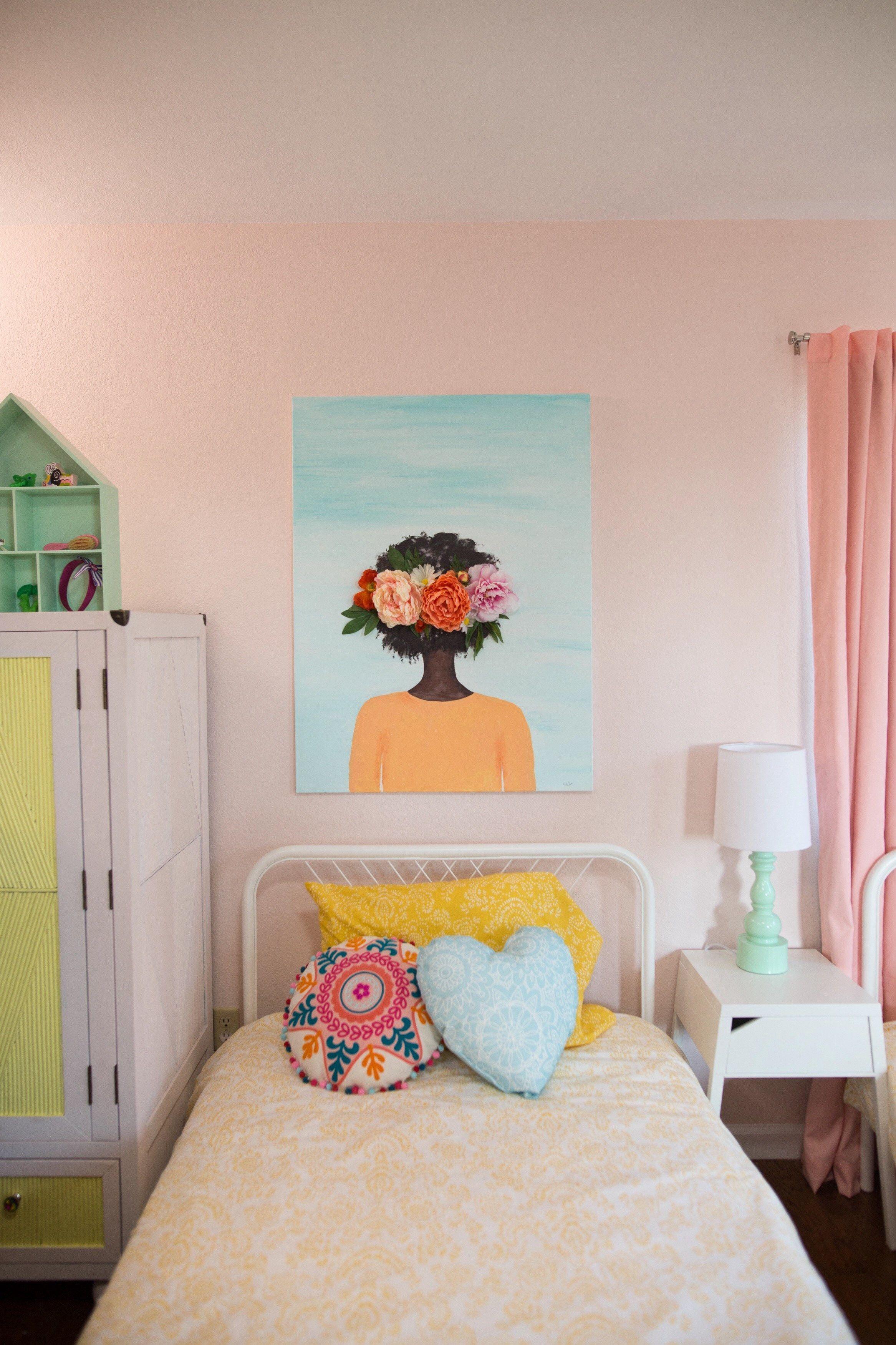 Black Girl Magic Themed Bedroom | Keepyourmindclean Ideas