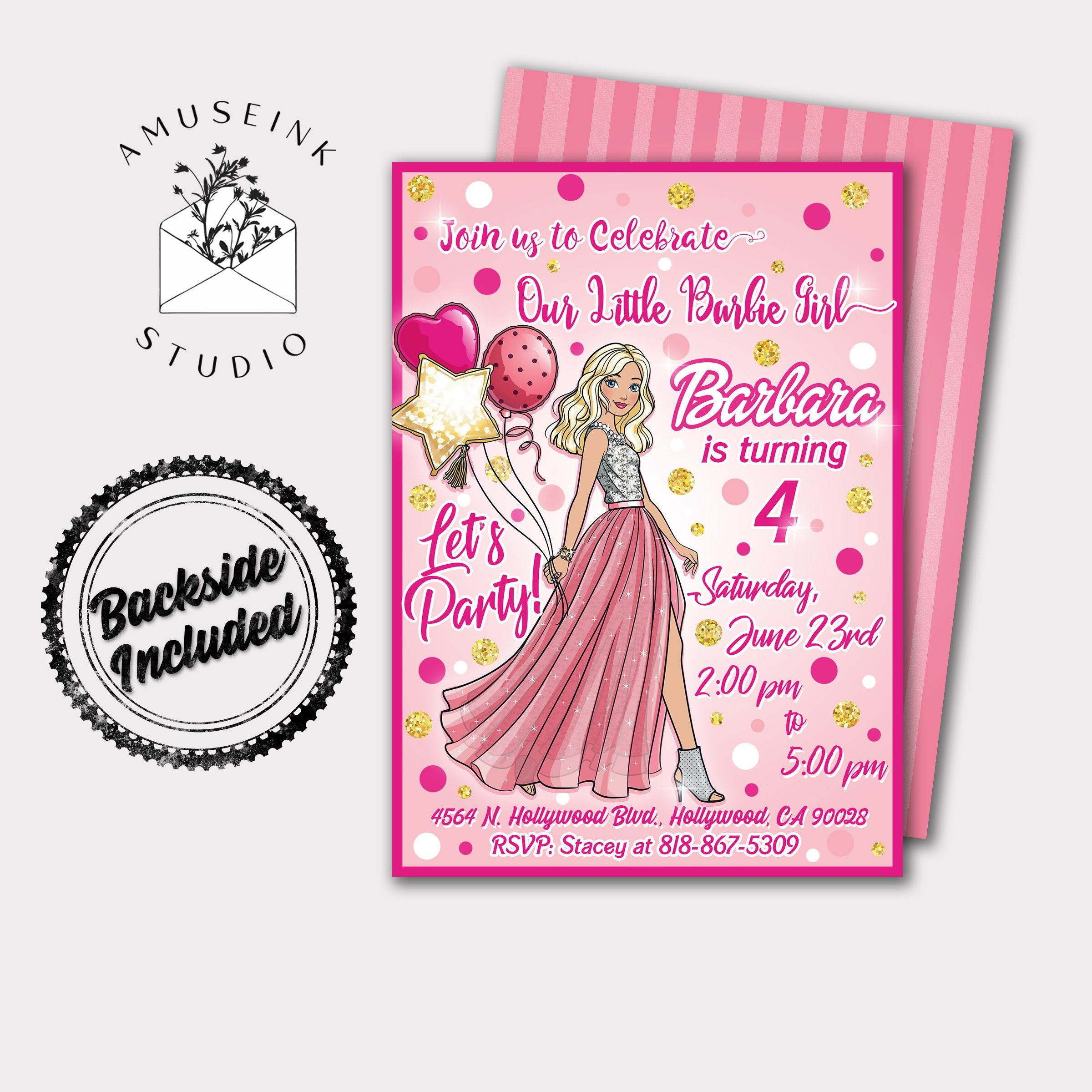 Featured Etsy Product Printable invitations