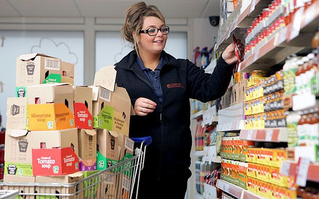 Five tricks to shave supermarket shopping bills without