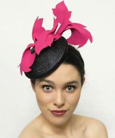 Melbourne fashion hats and fascinators - Louise Macdonald Milliner - 38th Street
