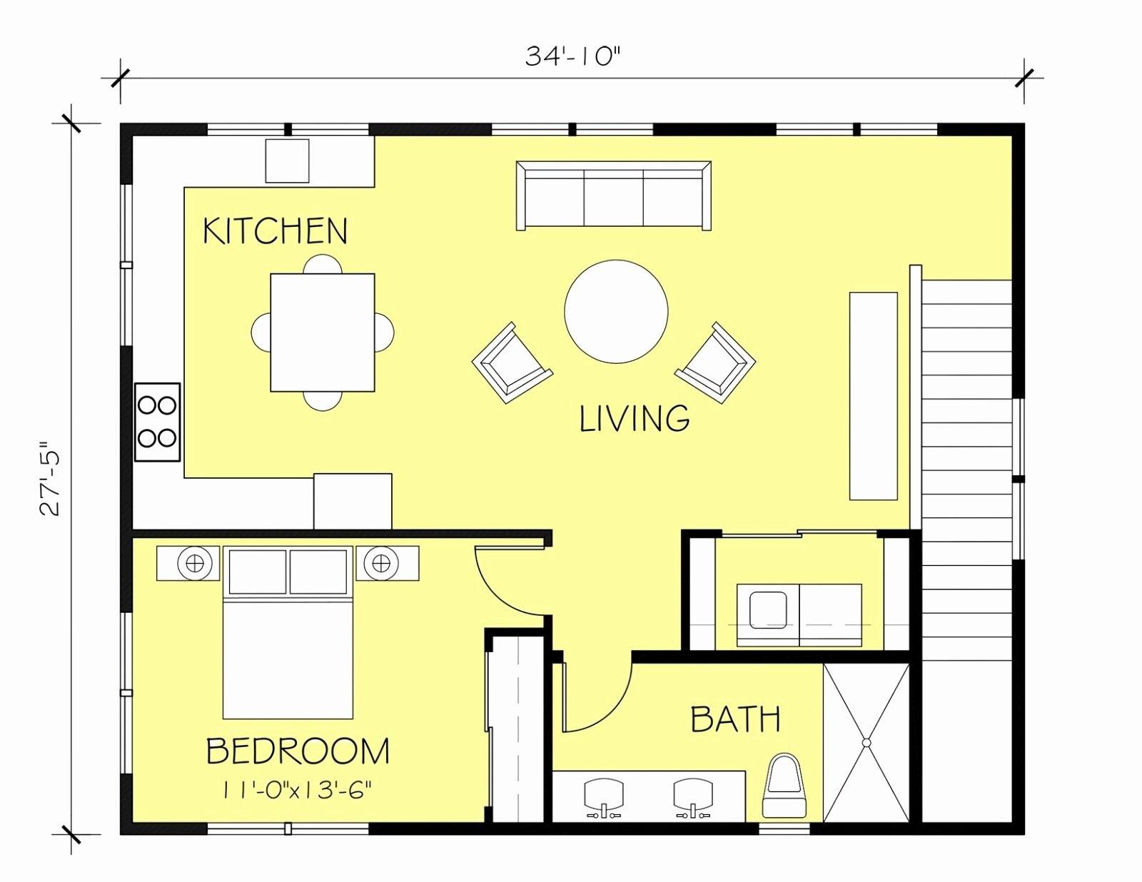 Best Mother in Law Suite Garage Floor Plan in 2020 ...