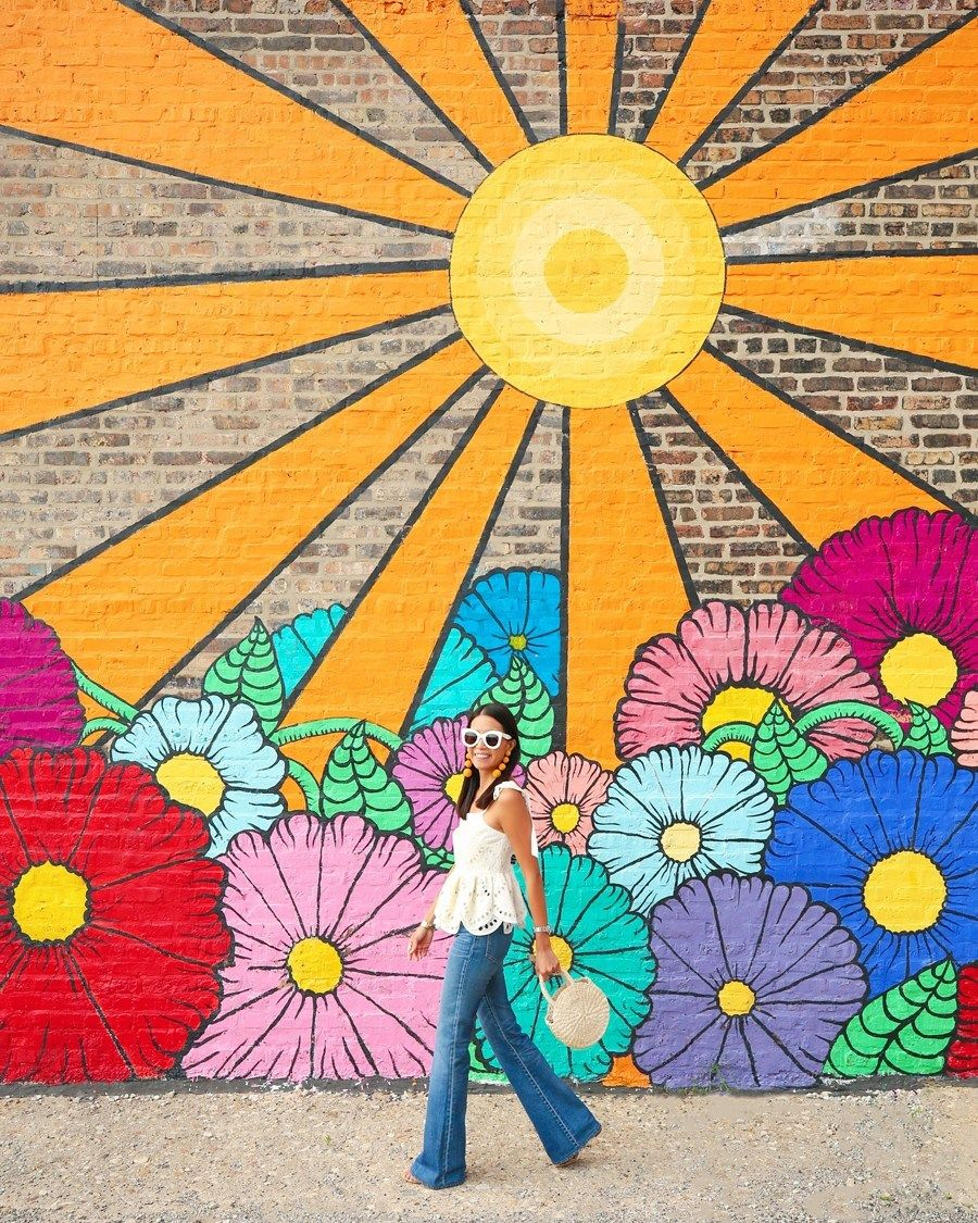 #WallTraveled: The Most Instagrammable Street Art Walls in the USA