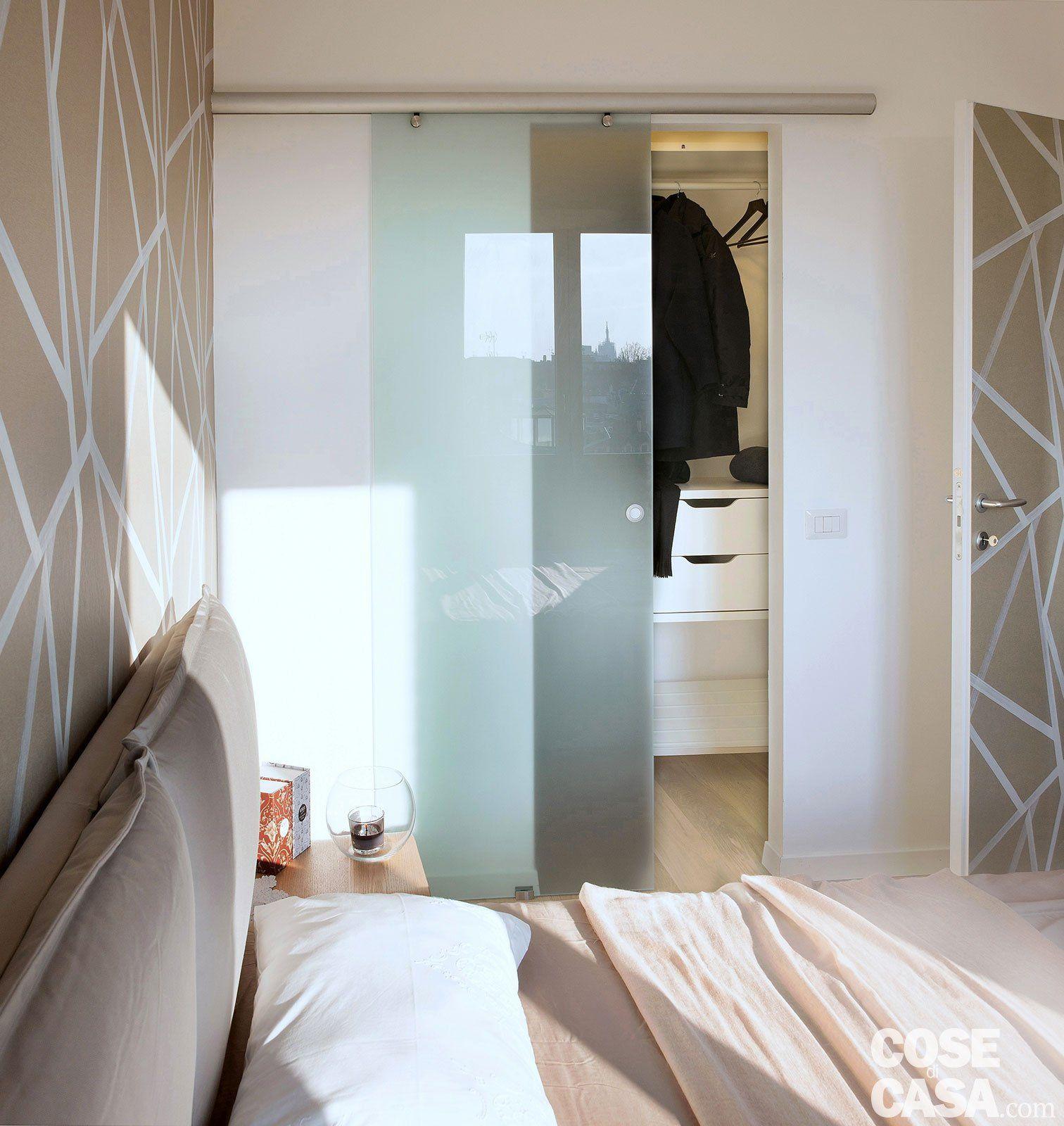 Bilocale di 40 mq casa mini, comfort maxi Camera da
