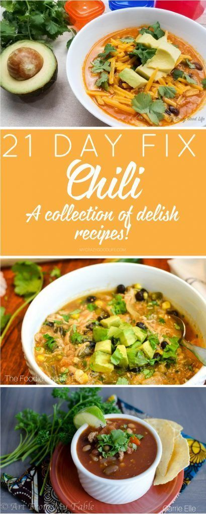 This 21 day fix chili recipe collection is full of great meal prep this 21 day fix chili recipe collection is full of great meal prep recipes instant pot chili recipes 21 day fix chili recipes crockpot chili r forumfinder Gallery