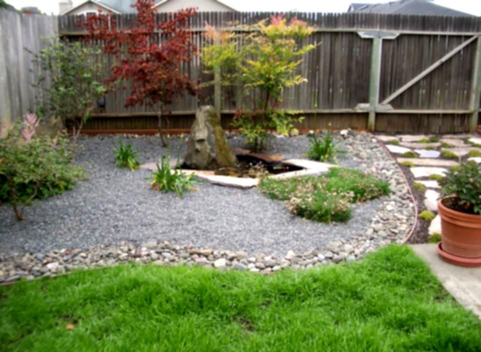 Attirant Simple Rock Garden Ideas | Gardensdecor.com