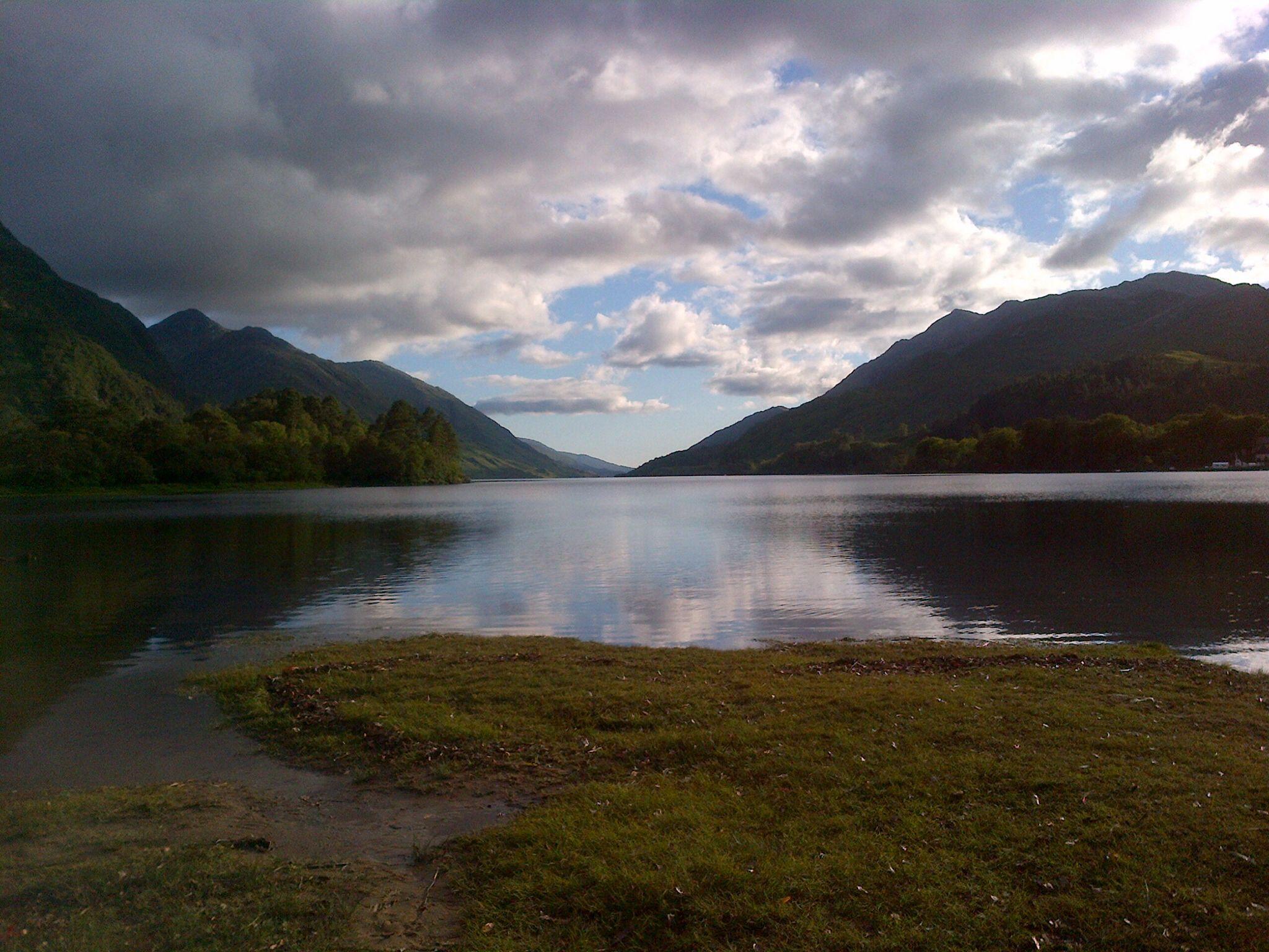 The Black Lake Harry Potter The Goblet Of Fire Loch Shiel Lochaber Natural Landmarks Lake Landmarks