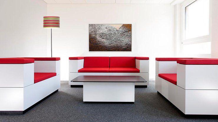 Loungelandschaften | SITAG – Lifestyle für Ihr Büro