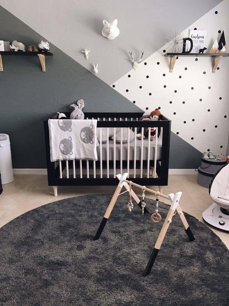 17 Wirklich Wunderschöne Babyzimmer In Neutralen Farben Baby Jungenzimmer Kinderzimmer Einrichten Babyzimmer Dekor