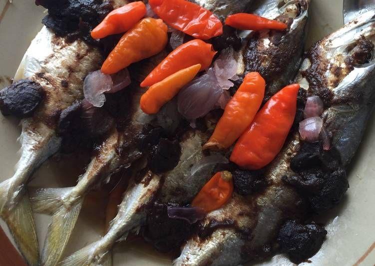 Resep Tim Ikan Kembung Ala Bangka Oleh Eva Resep Resep Masakan Resep Masakan
