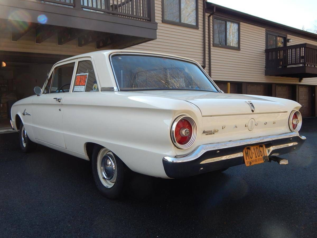 Hemmings Find Of The Day 1963 Ford Falcon Ford Falcon Ford Falcon