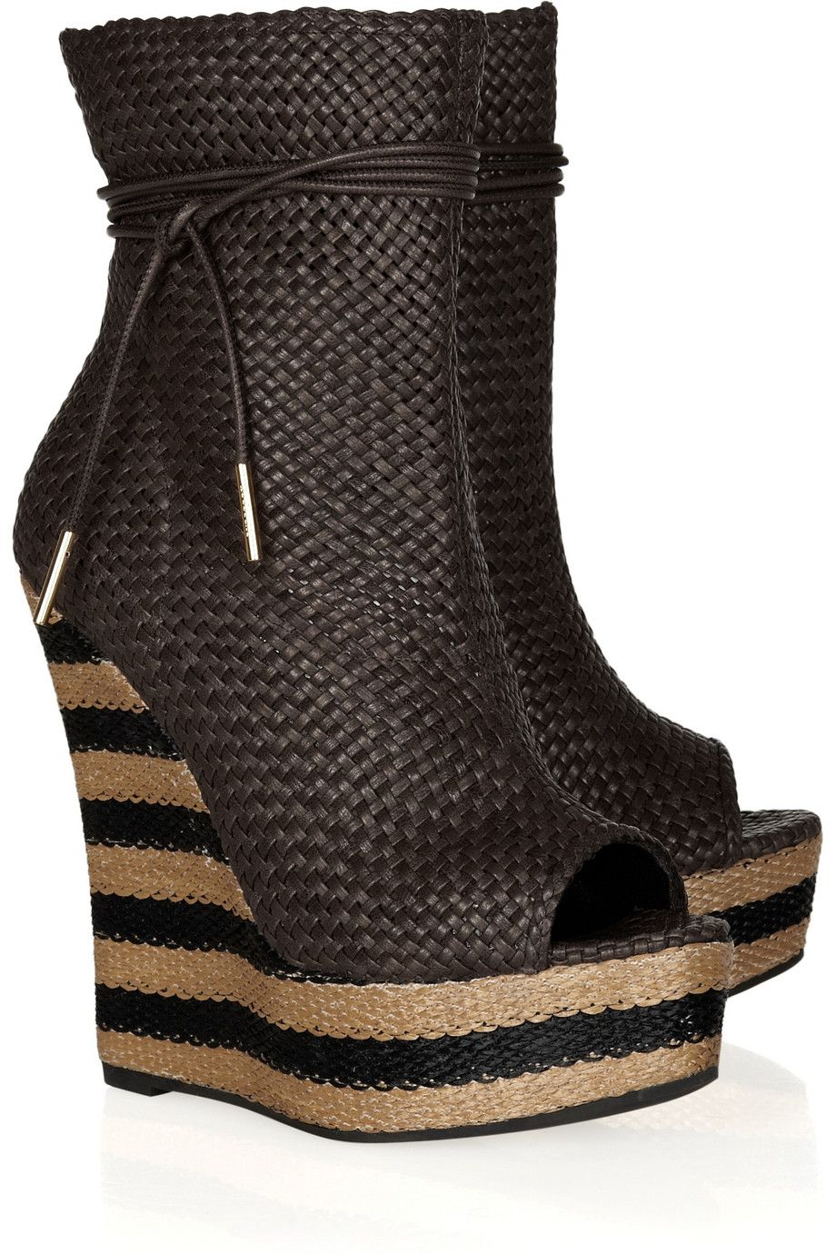 Burberry Woven Platform Sandals buy cheap for nice clearance professional cheap 2014 newest S79lTeq6j