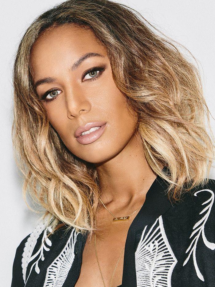 Exclusive:+Leona+Lewis+Reveals+Her+Hair+and+Skin+Secrets+via+@ByrdieBeauty