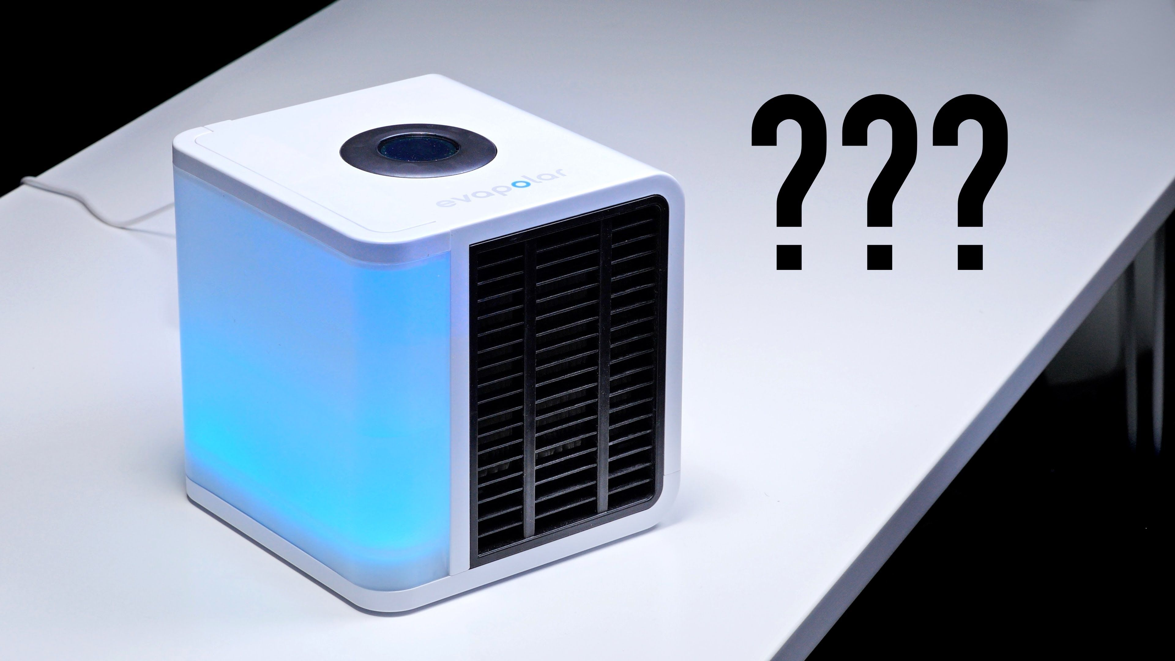 Air Conditioning Anywhere? YouTube Portable air