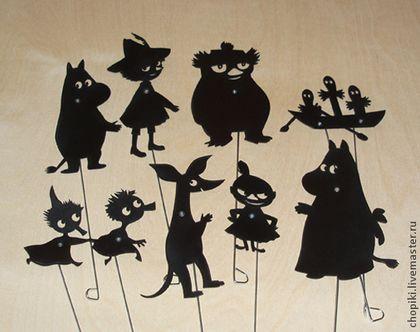 Кот теневой