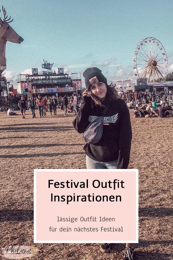 drei lässige Festival Outfit Inspirationen für dein nächstes Festival