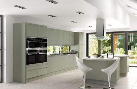 Integra Matt Bleached Stone & Anthracite | Tri Anglia Designs ...