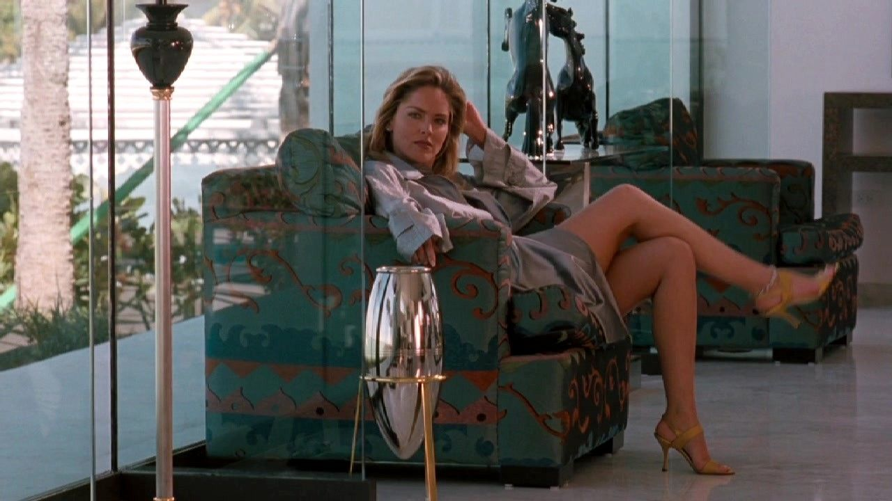 Sharon stone the specialist - 4 6